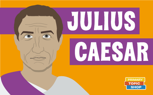Julius Caesar was Once Kidnapped by Pirates (and more interesting facts)